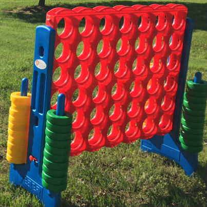 Giant Connect 4 Rental Raleigh Durham