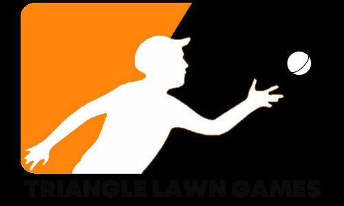 Triangle Lawn Games
